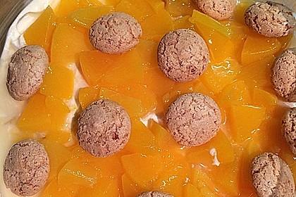 Pfirsich - Cantuccini - Trifle 17