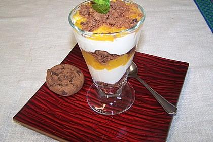 Pfirsich - Cantuccini - Trifle 4