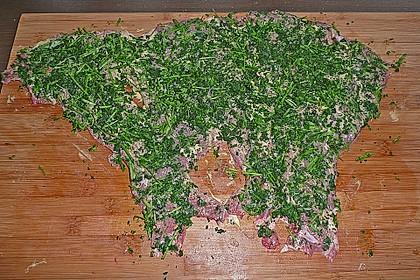 Kräuter - Rinderfilet - Rolle 15