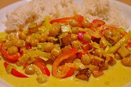 Kichererbsen - Curry 13