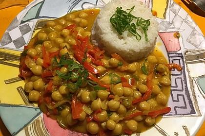 Kichererbsen - Curry 7