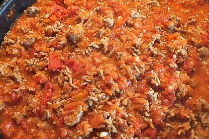 Die echte Sauce Bolognese 114