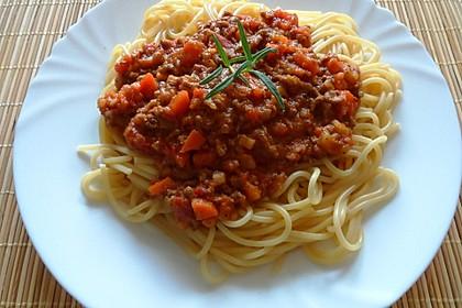 Die echte Sauce Bolognese 27