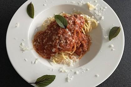 Die echte Sauce Bolognese 59