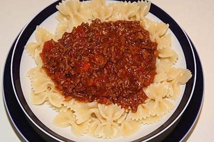 Die echte Sauce Bolognese 64