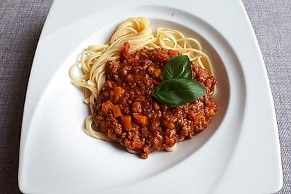 Die echte Sauce Bolognese 4