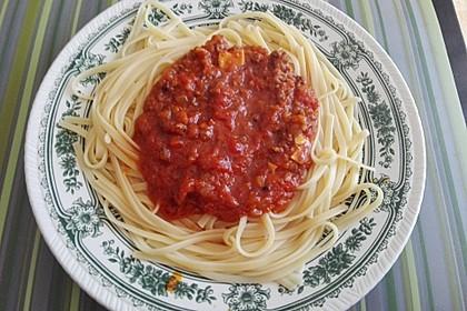 Die echte Sauce Bolognese 72