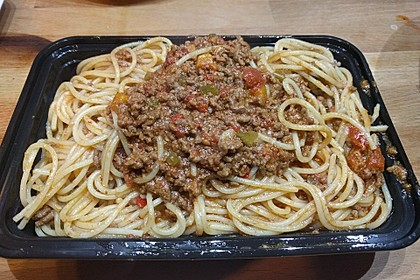 Die echte Sauce Bolognese 37