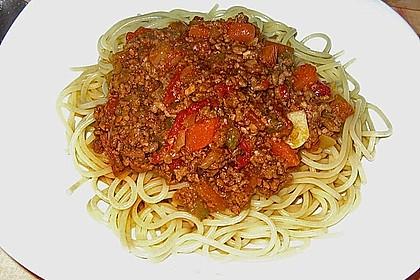 Die echte Sauce Bolognese 56