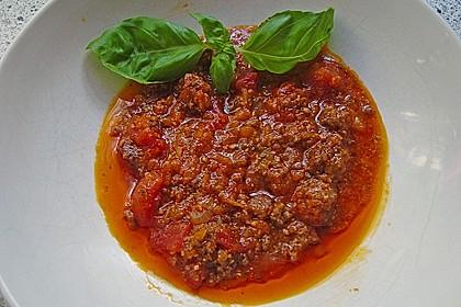 Die echte Sauce Bolognese 157