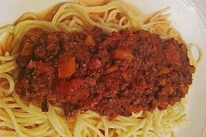 Die echte Sauce Bolognese 164