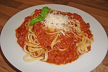 Die echte Sauce Bolognese 21