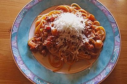 Die echte Sauce Bolognese 63