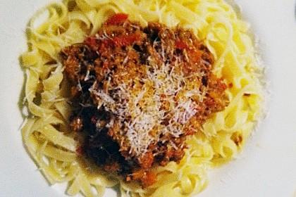 Die echte Sauce Bolognese 175
