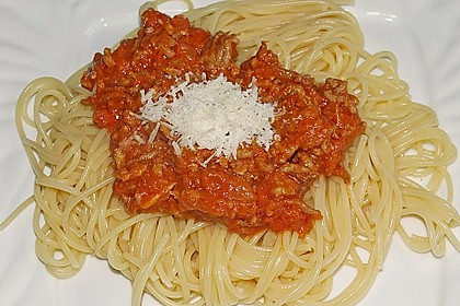 Die echte Sauce Bolognese 81