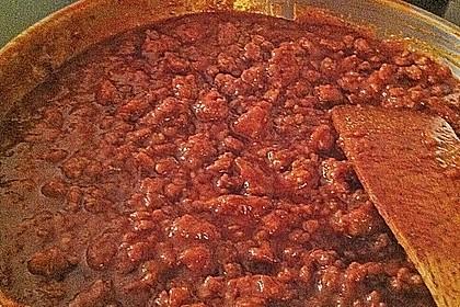 Die echte Sauce Bolognese 198