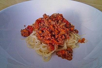 Die echte Sauce Bolognese 92