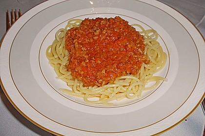 Die echte Sauce Bolognese 76