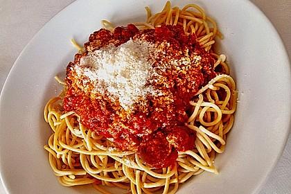 Die echte Sauce Bolognese 16