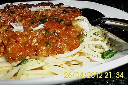 Die echte Sauce Bolognese 124