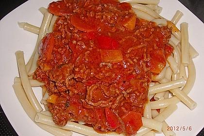Die echte Sauce Bolognese 139