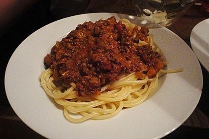 Die echte Sauce Bolognese 109