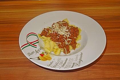 Die echte Sauce Bolognese 75