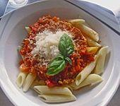 Die echte Sauce Bolognese (Bild)