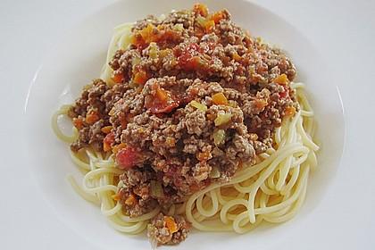 Die echte Sauce Bolognese 40