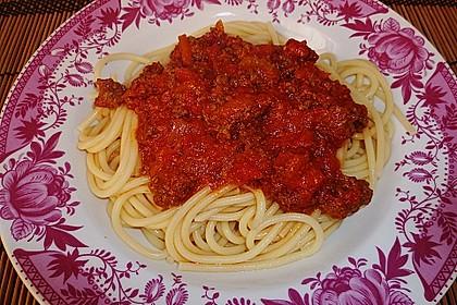 Die echte Sauce Bolognese 118