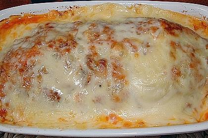 Die echte Sauce Bolognese 169