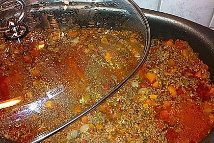 Die echte Sauce Bolognese 115