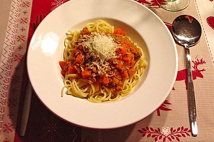 Die echte Sauce Bolognese 116