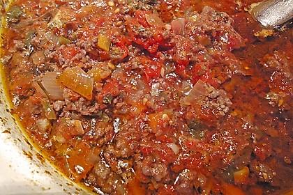 Die echte Sauce Bolognese 142