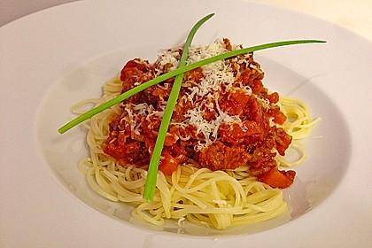 Die echte Sauce Bolognese 6