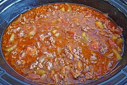 Die echte Sauce Bolognese 158
