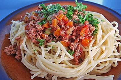 Die echte Sauce Bolognese 14