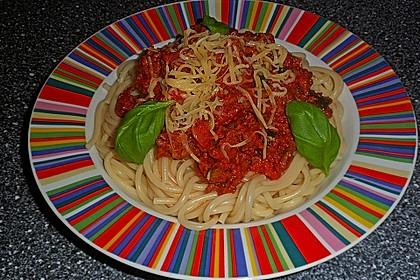 Die echte Sauce Bolognese 49