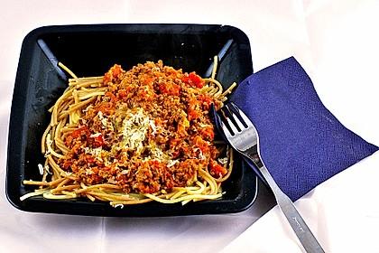 Die echte Sauce Bolognese 30