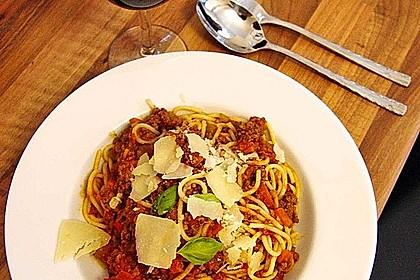 Die echte Sauce Bolognese 8
