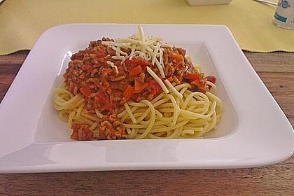 Die echte Sauce Bolognese 22