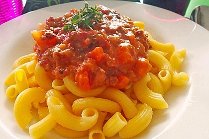 Die echte Sauce Bolognese 87