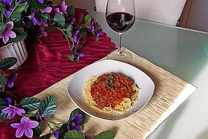 Die echte Sauce Bolognese 11