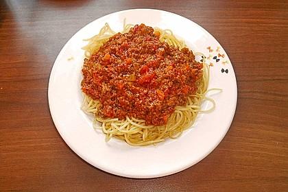 Die echte Sauce Bolognese 36