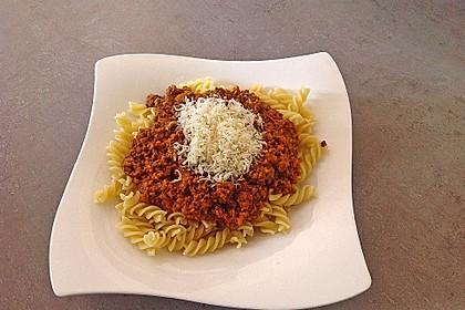 Die echte Sauce Bolognese 9