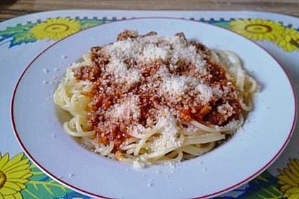 Die echte Sauce Bolognese 168