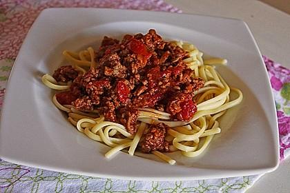 Die echte Sauce Bolognese 17