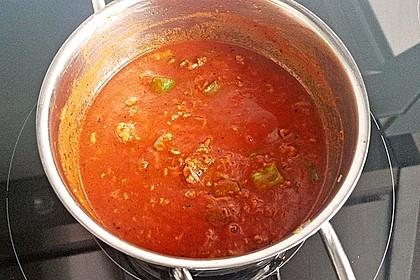 Die echte Sauce Bolognese 128