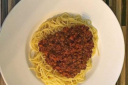 Die echte Sauce Bolognese 123