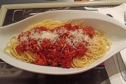 Die echte Sauce Bolognese 34